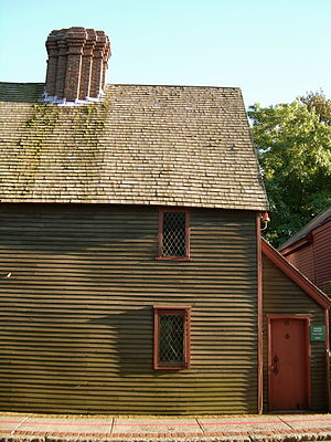 William Hathorne - Image: Pickman House Salem Massachusetts