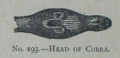 Picture Natural History - No 193 - Head of Cobra.png