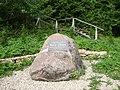 Piemiņas akmens K.Ulmaņa vizītei Mākoņkalnā 1938.g., Mākoņkalna pagasts, Rēzeknes novads, Latvia - panoramio.jpg