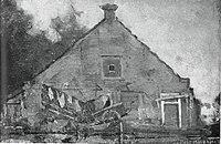 Piet Mondriaan - House on the Gein, 1741, reversed sketch - A244a - Piet Mondrian, catalogue raisonné.jpg