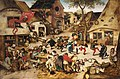 Pieter Brueghel the Younger - The Kermesse of St George - WGA03622.jpg