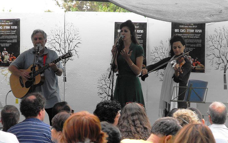 פסטיבל מוסיקה באבו-גוש 2012