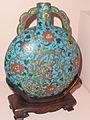 Pilgrim Bottle, 1368-1643 - Chinese Cloisonné Collection - George Walter Vincent Smith Art Museum - DSC03727.JPG