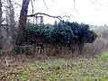 Pillbox overlooking the Rivery Wey by Moor Park 02.jpg