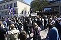 Piratpartiet, demonstration Lund april 2009.jpg