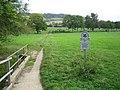 Pixham, Footpath to Boxhill Farm - geograph.org.uk - 806213.jpg