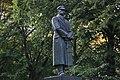 Plac Piłsudskiego - Marszałek i fontanny - panoramio (11).jpg