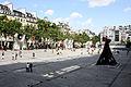 Place Georges-Pompidou, Paris 14 August 2013.jpg