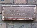 Plaque of UCL clocl (34616479996).jpg