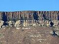 Platberg, basalt op sandsteen.jpg