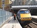 Platform 1 departure - geograph.org.uk - 1254683.jpg