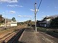 Platform of Tabira-Hiradoguchi Station 5.jpg
