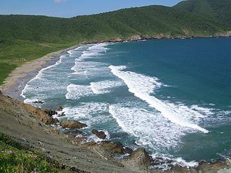 Tayrona National Natural Park - Playa Brava in Tayrona National Natural Park