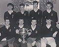 Players with the Fitzgibbon Cup in Plassey House 1989 (9449934803).jpg
