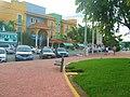Plaza central de Playa del Carmen, México. - panoramio.jpg
