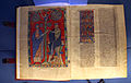 Plinio, naturalis historia, libri I-XVI, europa sett.le, 1200-15 ca., pluteo 82.1, 01.JPG