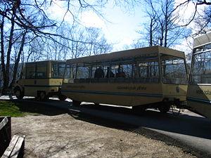 Plitvice Lakes, Bus