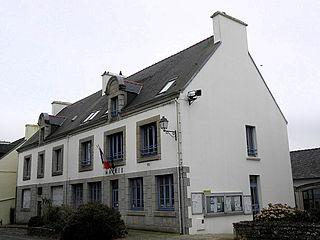 Plogonnec Commune in Brittany, France