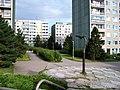 Pošepného náměstí, pohled k Augustinově ulici, Vzduchoplavec.jpg
