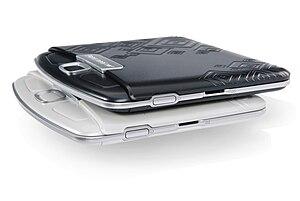 PocketBook 360, black and ivory
