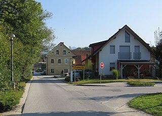 Podboršt pri Komendi Place in Upper Carniola, Slovenia