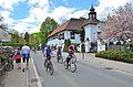 Poertschach Hauptstrasse Schloss Leonstain Radler 28042013 355.jpg