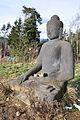 Poertschach Pirkhofweg Buddha-Statue 25122012 345.jpg