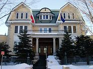 Embassy of Poland in Ottawa