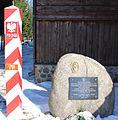 Poland Giby St.Ann church Pomnik.JPG