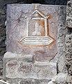 Pompei, via dell'abbondanza, altarino con fallo eretto alato.jpg
