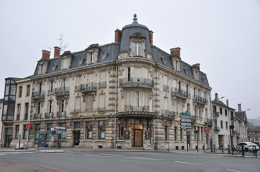 Pont-à-Mousson, Lorraine, France