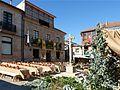 Pontevedra-La plaza de la leña en la Feira franca de 2013 (9723671486).jpg