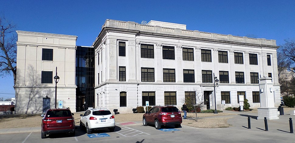 Pontotoc County Courthouse, Ada, Oklahoma 3