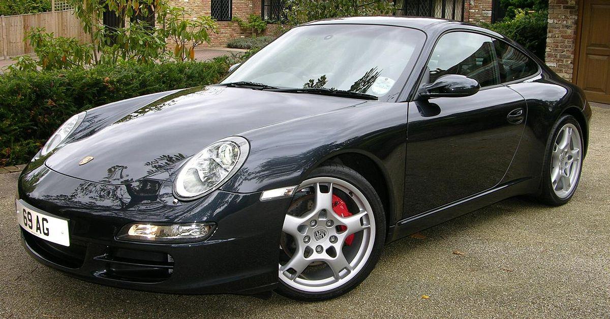 Porsche 911 997 Wikipedia Wolna Encyklopedia
