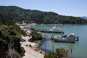 Angel Island (California) - Port of Angel Island