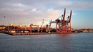 Port of Haydarpaşa - Port of Haydarpaşa