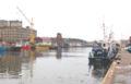 Port w Ustce- luty 2006.JPG