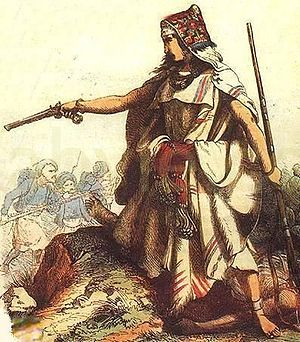 Kabyle people - Lalla Fatma N'Soumer of Tariqa led the resistance against French colonization 1851–57.
