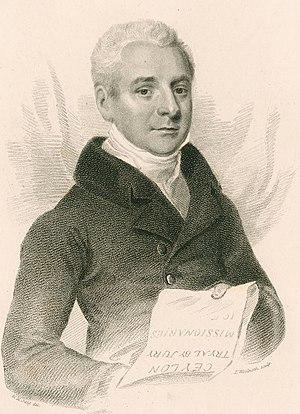 Alexander Johnston (1775–1849) - Portrait of Johnston