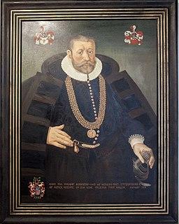 Peder Reedtz Danish landowner