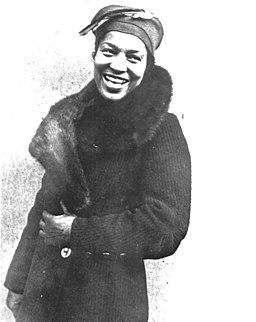 Portrait of Zora Neale Hurston- Eatonville, Florida (6835603368)