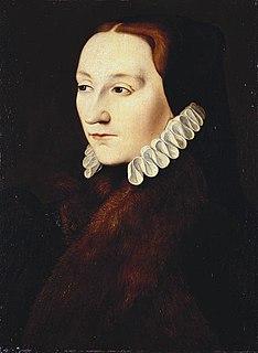 Frances Grey, Duchess of Suffolk English duchess