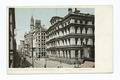 Post Office and Chestnut Street, Philadelphia, Pa (NYPL b12647398-67613).tiff