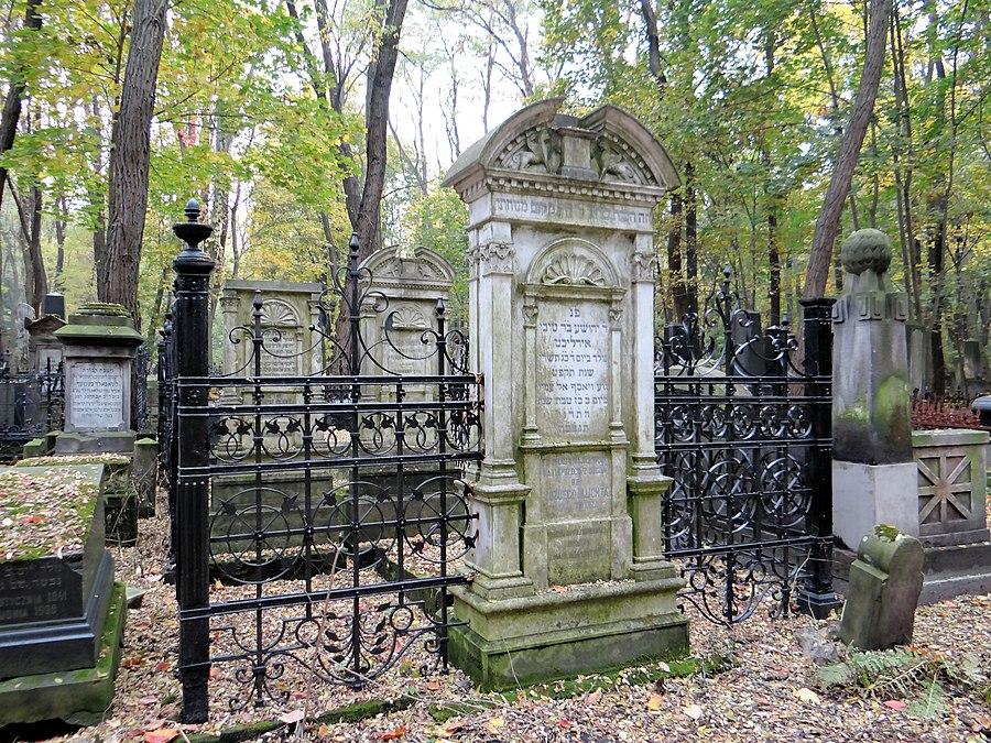 Jewish Cemetery, Warsaw