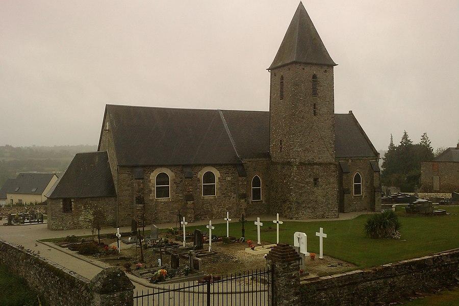 église de fr:Précorbin