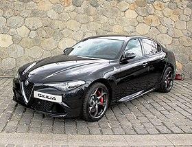 Alfa Romeo Giulia (952) - Wikipedia