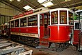 Prague tram No. 180 at Crich Tramway Museum - geograph.org.uk - 1291865.jpg