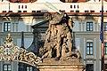 Praha, Hradčany Hradčanské náměstí, Pražský hrad 20170905 005.jpg