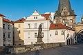 Praha 1, Karlův most, Sochy, Sv. Václav 20170810 001.jpg