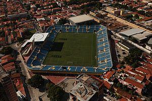 Estádio Presidente Vargas (Ceará)